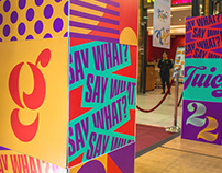 Say What?: A Typographic Exhibit
