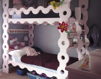 Custom made woodworking for kids