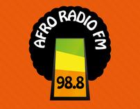 AfroRadio 98.8FM - Logo Design