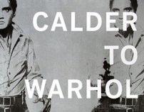Calder to Warhol