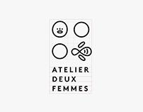 Branding - Atelier deux femmes