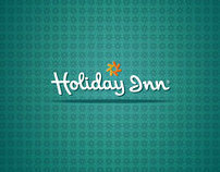 Holiday Inn Stationery