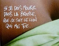 Mémoire Diplôme supérieur d'Arts appliqués // 2015