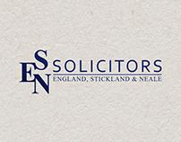 ESN Solicitors Rebranding