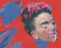 Viva Frida: A Brylcreem Man Project