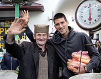 /// Novak Djokovic, Friend of ours /// CASE