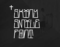 Skiny Smile Font