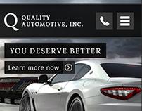 Luxury Automotive Dealer Theme