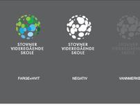 Logo/profilering + Markedsføring. Stovner vgs.