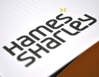 Brand Identity :: Hames Sharley