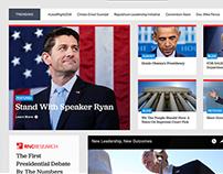 GOP.COM Redesign