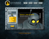 Dynamo Design Website