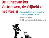 Expositie in bibliotheek Rosmalen