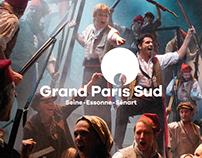 Grand Paris Sud - Portal
