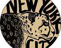 New York button work