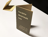 First Aid for Mental Health Crisis