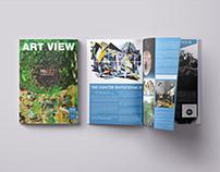 Exhibition Graphic Design - The Hunter Invitational IV