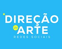 Direção de Arte - Redes Sociais