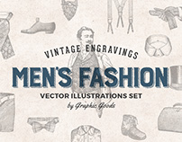 Men's Fashion Engravings
