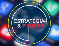 Logo Azul Estrategia&Poder | | Por Sebastian Marín ®