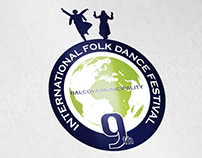 Logo Design for Balcova Municipality Folk Dance Fest.