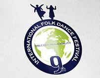 Logo Design for Balcova Municipality Folk Dance Fest.
