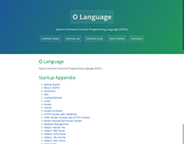 O Language Project
