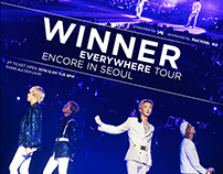 WINNER [EVERYWHERE TOUR] ENCORE CONCERT OFFICIAL MD