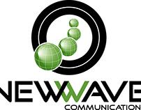 New Waves Communications. Animated Gif