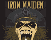 Iron Maiden - Tour Poster