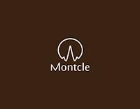 Montcle logo design