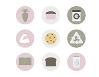 Icons for Habit Tracker