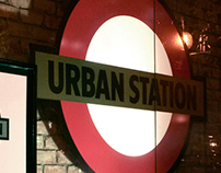 Urban Station / Conceptual Architecture 2009