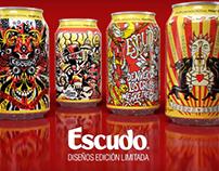Spots Cerveza Escudo / Proyecto Frontera