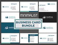 Minimalist Business Card BUNDLE