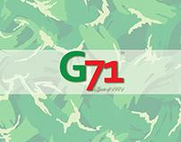 T-shirt design for G71