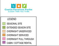 2011-12 Castle Vacation Parks - Visitor Maps