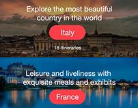 EnRoute - Travel App