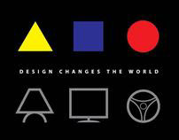 DESIGN CHANGES THE WORLD
