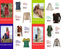 Commercial Designs For Womenswear Sale