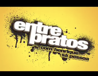 Entre Pratos 2008 | 2009 tv show RTP 2