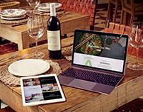 Sitio Web Restaurante Casa China