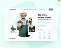 MyGardenPal UI Design