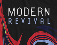 MODERN REVIVAL: Festival design
