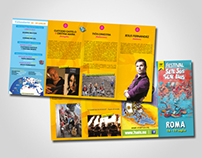 Festival Sete Sóis Sete Luas brochures