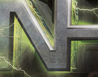N-Gen Transformers Style Art