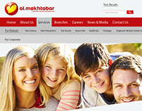 Al Mokhtabar Website