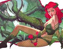 Poison ivy commission 2014