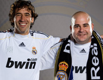 adidas 12th man campaign: real madrid