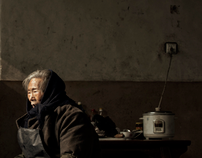"""China Rural"" - Portraits."